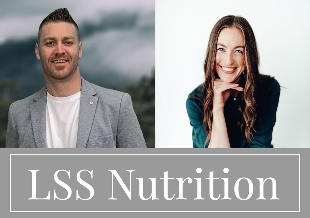 Episode 2 – Lisa Stanton-Smith (LSS Nutrition)