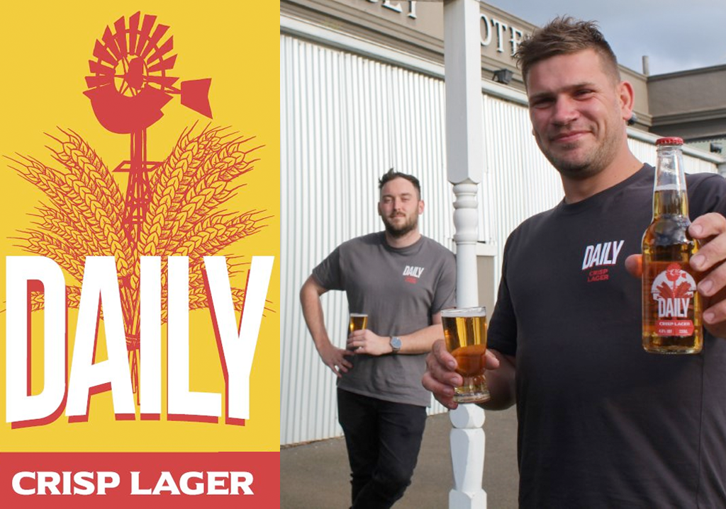 Episode 9 – Ben Holmes and Shannon Wright – Romsey Brewing Co (Daily Lager)
